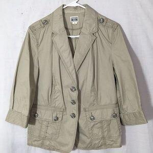 Converse One Star Women's Button Down Jacket